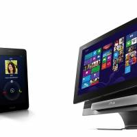 AsusTek launches PC that doubles as touchscreen tablet 