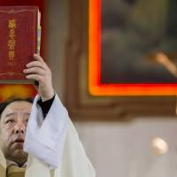 For China's Catholics, new pope is a cause for hope