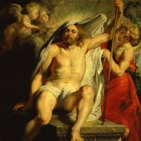 Peter Paul Rubens' 'The Resurrected Christ Triumphant' (ca. 1616) | FLORENCE, GALLERIA PALATINA DI PALAZZO PITTI, INV. ODA 1911 NO. 479.