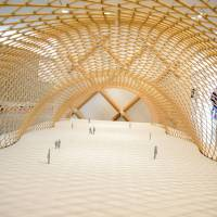 Shigeru Ban: between function and beauty