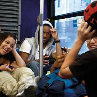Round and round: 'The We and the I' paints an entertaining portrait of inner-city youth as a group of teens relate to one another on the bus ride home from the last day of school. | © 2012 NEXT STOP PRODUCTION. LLC