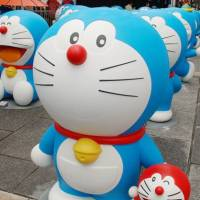 Doraemon trumps Hello Kitty for Olympic Games ambassador