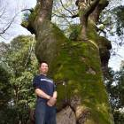 New moves to save Japan's sacred trees from a fiery end