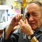 Closing time for an old-style watchmaker winding up his career