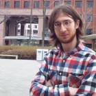 Barred: Belgian student  Victor Rosenhoj on Ryukoku University