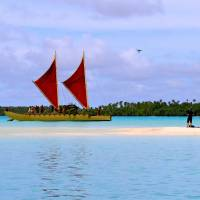 Cook Islands paradise isn't plain sailing for all