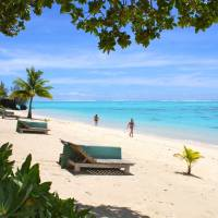 The atoll-sited Pacific Resort Aitutaki is one of the Cook Islands' many holiday idylls. | CHRISTOPHER JOHNSON