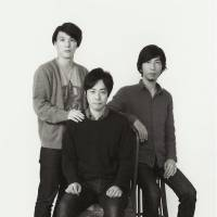 Rock gods: The members of Extruders are guitarist Ryo Okada, bassist/ vocalist Yohei Toriyama and drummer Toru Iwashina.