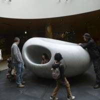 Give the kids a dose of culture and fun at Tokyo Midtown