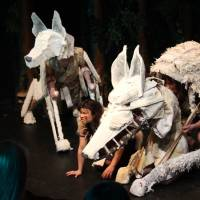 Play our way: English company Whole Hog Theatre will present an adaptation of the anime 'Princess Mononoke' in Tokyo this month. They are the first to be granted permission by creator Hayao Miyazaki to adapt his classic either on stage or screen.