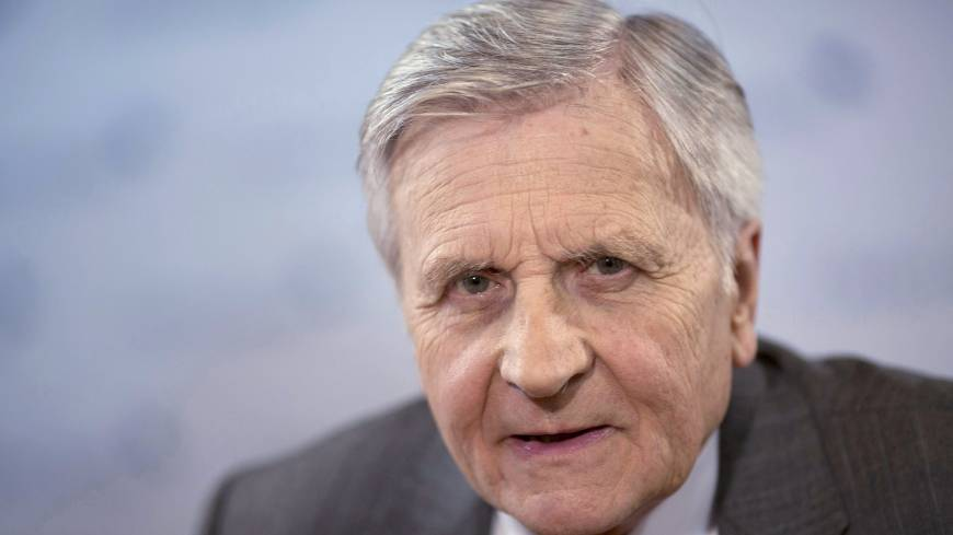 Linchpin: Former European Central Bank President Jean-Claude Trichet.