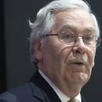 Champion of austerity: Bank of England Gov. | MERVYN KING BLOOMBERG