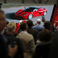 Ferrari: Japan growth market as China, EU slump