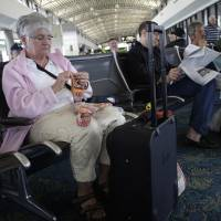 Sequestration-linked furloughs spur U.S. airport mayhem