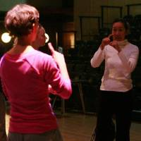 Deafness no barrier for choreographer