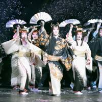 Japan's storied all-female Takarazuka theater troupe wows Taiwan