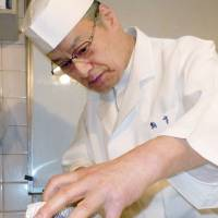 Kyoto chef praised for intangible influence