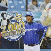 Ramirez becomes first foreigner to reach 2,000-hit milestone in Japanese baseball