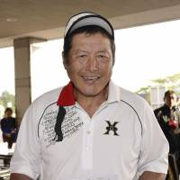 66-year-old Ozaki shoots 9-under 62 in Tsuruya Open first round