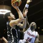 Aisin edges Toshiba in JBL Finals opener