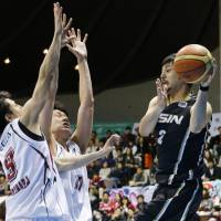 Toshiba shows determination in Game 3 win over Aisin