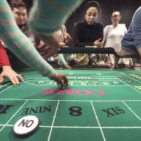 At dealer school, job seekers roll the dice for a casino gig