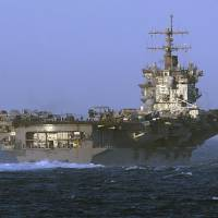 U.S. Navy's carriers costly relics of the past?