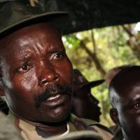 Hunt for warlord Kony suspended
