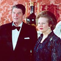 Global leaders pay tribute to 'iconic' Thatcher