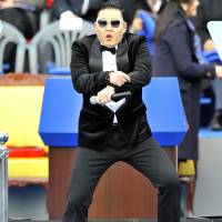 Psy promises eventful launch