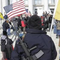 Gun rights lobby pushes weaker bill