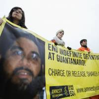 What will allow the last Briton in Guantanamo to come home?