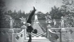 [VIDEO] Archive footage of Japanese acrobats, 1904