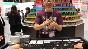 [VIDEO] International Tokyo Toy Show 2012