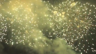 [VIDEO] Anjinsai Fireworks 2012