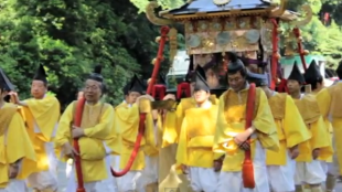 [VIDEO] Shinkosai procession of the 2012 Sanno Matsuri