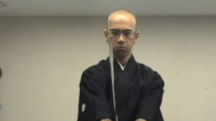 [VIDEO] Iaido demonstration