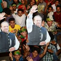 Pakistan's Sharif dogged by stance on extremism