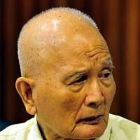 Top Khmer Rouge suspect admits some responsibility