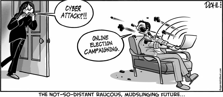 Cyber Attack Election