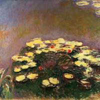 Floral beauties: 'Water Lilies' (1914-17) by Claude Monet | THE ASAHI BEER OYAMAZAKI VILLA MUSEUM OF ART