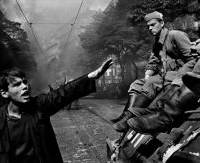 Josef Koudelka, from the Aperture monograph 'Invasion 68: Prague' | (C) 2008 JOSEF KOUDELKA/ MAGNUM PHOTOS