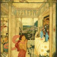 'The Pre-Raphaelites and William Morris Artists, Designers and Craftsmen'