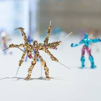 Outsider art that comes from within