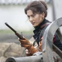 NHK spotlights gunslinging daughter of the north in yearlong Sunday drama