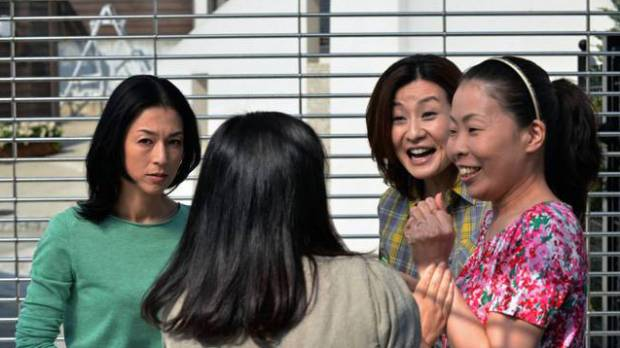Family drama is reimagined for today's Japan