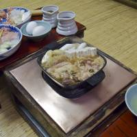 Botan: Put a little sukiyaki fire in your belly