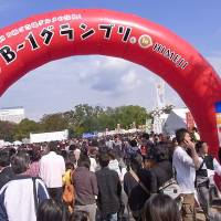 Diversifying Japan's biggest food festival