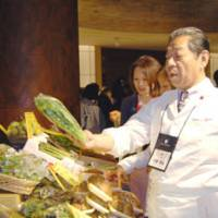 Top chefs keep taste of Tohoku alive