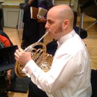 'Reluctant' musician blows success his way with horn